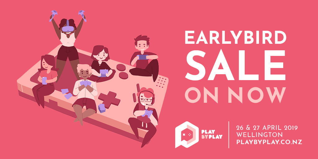 Click here to buy your ticket for Play by Play!