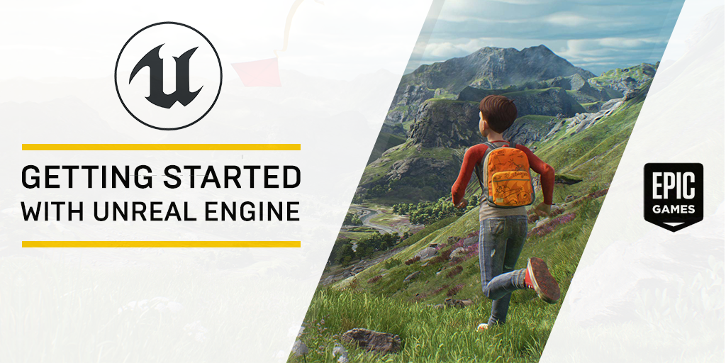 getting started with unreal engine 4 – NZ Games Festival